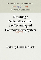 Designing a national scientific and technological communication system