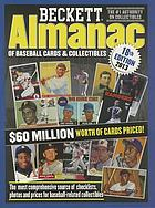 Beckett almanac of baseball cards & collectibles. Number 18