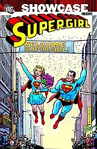 Showcase presents Supergirl. Volume 1.