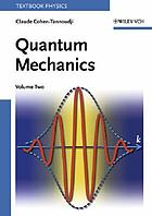 Quantum mechanics. / Vol. 2