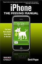 IPhone : the missing manual