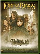 The lord of the rings : The fellowship of the ring. The fellowship of the ring