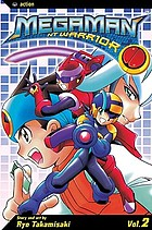 MegaMan NT warrior. vol. 2