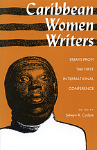 Caribbean women writers : essays from the first international conference