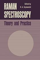 Raman Spectroscopy : Theory and Practice