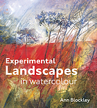 Experimental Landscapes in Watercolour.