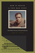 How to revise a true war story : Tim O'Brien's process of textual production