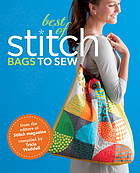 Best of Stitch. Bags to sew