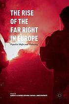 Rise of the far right in Europe : populist shifts and 'othering'
