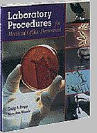 Laboratory procedures for medical office personnel