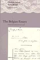 The Belgian essays