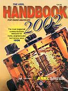 The ARRL handbook for radio amateurs, 2002.