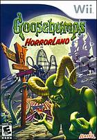 Goosebumps. HorrorLand.
