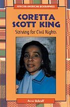 Coretta Scott King : striving for civil rights