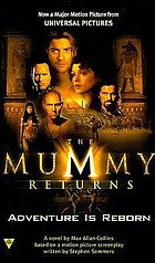 The mummy returns : a novel