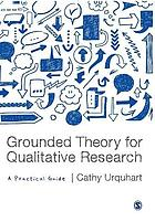 Grounded theory for qualitative research : a practical guide