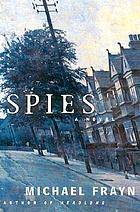Spies : a novel