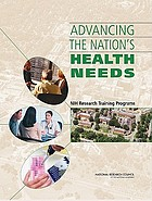 Advancing the nation's health needs : NIH Research Training Programs
