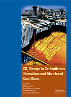 CO[subscript 2] storage in carboniferous formations and abandoned coal mines
