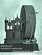 Railway and locomotive engineering; a practical journal of motive power, rolling stock and appliances.