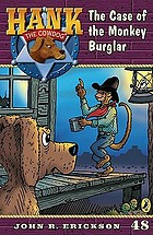 The case of the monkey burglar