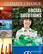 Climatic changes. Social solutions