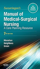 Swearingen's manual of medical-surgical nursing : a care planning resource