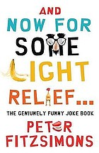 And now for some light relief : the genuinely funny joke book