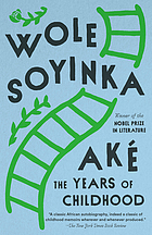 Aké : the years of childhood