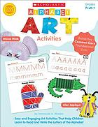 Alphabet art activities