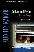 Culture and psyche : selected essays