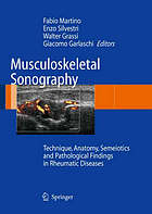 Musculoskeletal sonography : technique, anatomy, semeiotics and pathological findings in rheumatic diseases