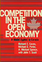 Competition in the open economy : a model applied to Canada