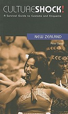 CultureShock! : New Zealand : a survival guide to customs and etiquette