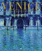 Venice : from Canaletto and Turner to Monet