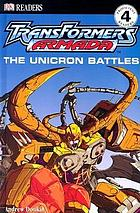 Transformers Armada : the Unicron battles