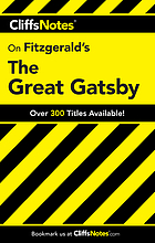 CliffsNotes, the great Gatsby