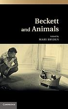 Beckett and animals