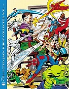 The Jack Kirby collector. [Volume 1