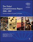 The global competitiveness report 2006-2007