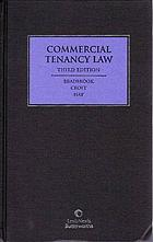 Commercial tenancy law