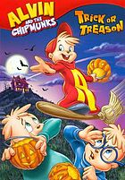 Alvin and the chipmunks. Trick or treason