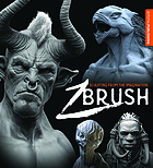 Sculpting from the imagination : ZBrush