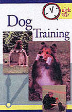 Dog training.