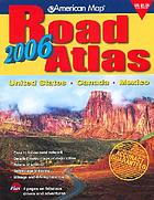 Road atlas 2006 : United States, Canada, Mexico.