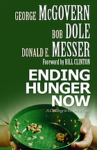 Ending hunger now : a challenge to persons of faith