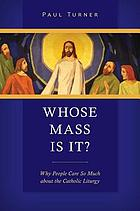 Whose Mass Is It?.