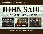 John Saul CD Collection : #1 : Punish The Sinners, When The Wind Blows, The Unwanted.