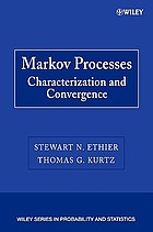 Markov processes : characterization and convergence