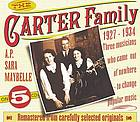 The Carter Family, 1927-1934